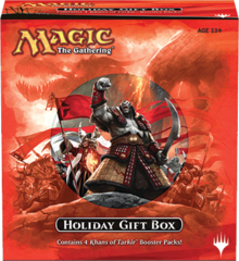Khans of Tarkir Gift Box