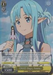 SAO/SE23-E03 C ALO Days, Asuna - Foil