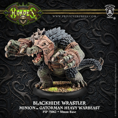 Blackhide Wrastler/Blind Walker Gatorman Heavy Warbeast (plastic)