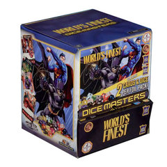 Dice Masters: Worlds Finest Gravity Feed Display