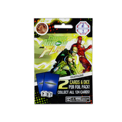 Dice Masters -  Green Arrow and The Flash - Foil Pack