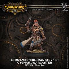 Commander Coleman Stryker