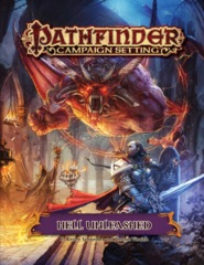 Pathfinder Campaign Setting: Hell Unleashed (PFRPG)