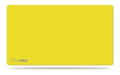 Mono Playmat Solid Yellow 14 x 24 inches