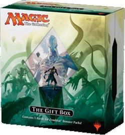 MTG Battle for Zendikar Gift Box 2015 - Magic Products » Holiday ...