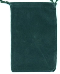 Chessex Dice Bag (small) Green (02375)