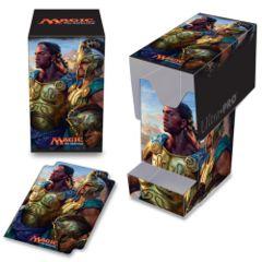 Commander 2016 Kynaios & Tiro PRO - 100+ Deck Box with Tray V3 for Magic [86481]