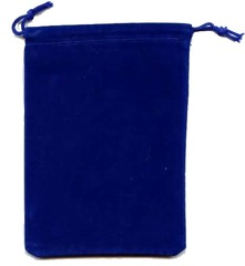 Chessex Dice Bag (small) Royal Blue (02376)