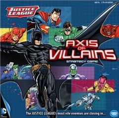Justice League: Axis of Villians