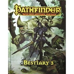 Pathfinder Roleplaying Game: Bestiary 3 Pre-Owned