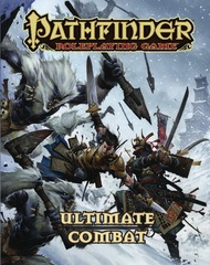 Pathfinder Roleplaying Game: Ultimate Combat Pre-Owned