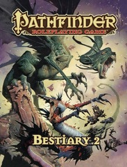 Pathfinder Roleplaying Game: Bestiary 2 Pre-Owned
