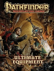 Pathfinder Roleplaying Game: Ultimate Equipment Pre-Owned