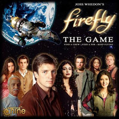 Firefly the Game and Blue Sun Expansion