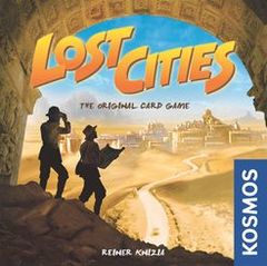 Lost Cities The Original Card Game