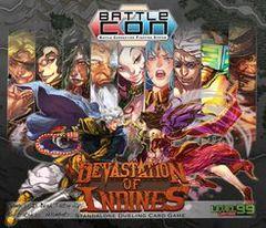 Battle CON: Devastation of Indines