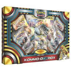 Pokemon - Kommo-o-GX Box