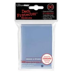 Ultra Pro: Standard Sleeves - Clear (50ct)
