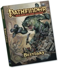 Pathfinder Pocket Edition: Bestiary