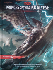 D&D: 5th Ed. Princes of the Apocalypse - Adventure