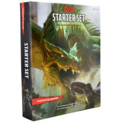 D&D: 5th Ed. Starter Set