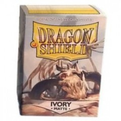 Dragon Shield Ivory Matte 100 ct