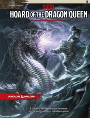 D&D: 5th Ed. Hoard of the Dragon Queen - Adventure