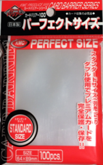KMC: Specialty Sleeves - Perfect Fit (100ct)