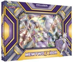 Mewtwo EX Box