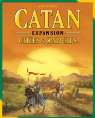 Catan: Cities & Knights (5th Edition)