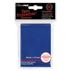 Ultra Pro: Standard Sleeves - Blue (50ct)