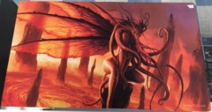 Lair of the Succubus Playmat