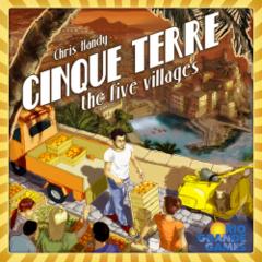 Cinque Terre: The Five Villages