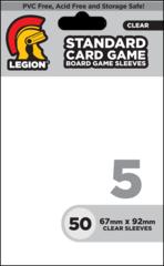 BOARD GAME SLEEVE 5 - STANDARD CARD GAME