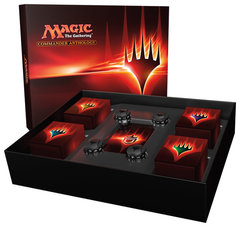 Commander Anthology Box Set