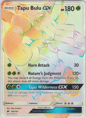 Tapu Bulu-GX - 149/147 - Secret Rare