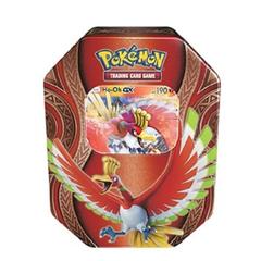 Pokemon Mysterious Powers Tin - Ho-oh