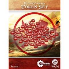 Butcher's Guild - Token Set