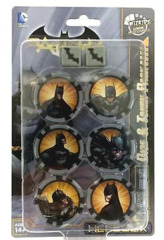 Batman Dice & Token Pack