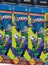 DC Comics HeroClix - The Joker's Wild! - Booster Pack