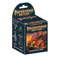 Pathfinder Battles - Deadly Foes Booster Pack