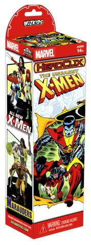 Uncanny X-Men Booster