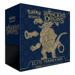 XY Ancient Origins Elite Trainer Box