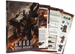 Codex: Chaos Space Marines 2012
