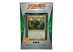 Commander 2013 - Nature of the Beast - JAPANESE