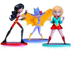 Super Best Friends Forever 3 Pack SDCC 2013 Exc
