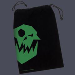 Warhammer 40K: Ork Dice Bag
