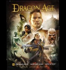 Dragon Age Library Ed Hc Vol 01
