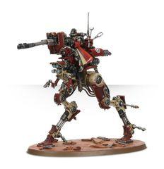 Adeptus Mechanicus Ironstrider Ballistarius/Sydonian Dragoon