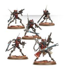 Adeptus Mechanicus Sicarian Infiltrators/Ruststalkers
